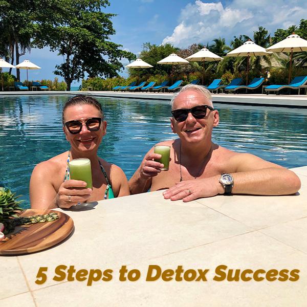detox pool
