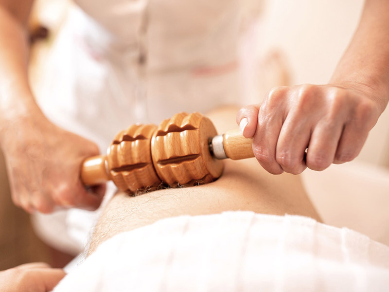 Lymph Massage