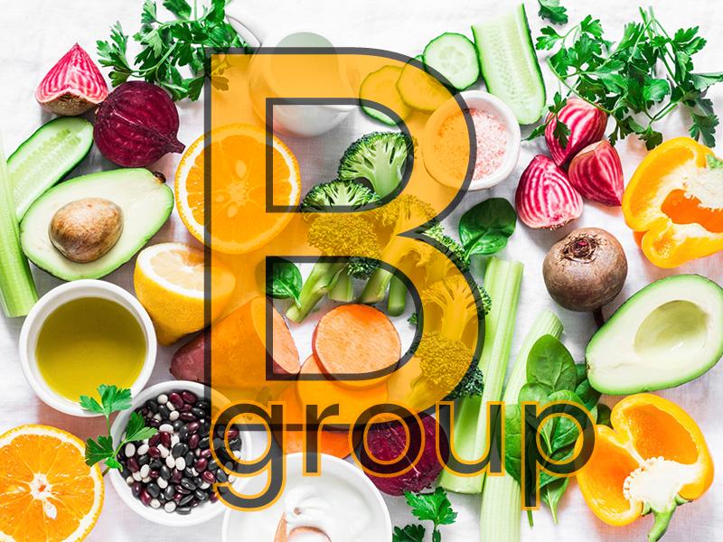 B Group Vitamins